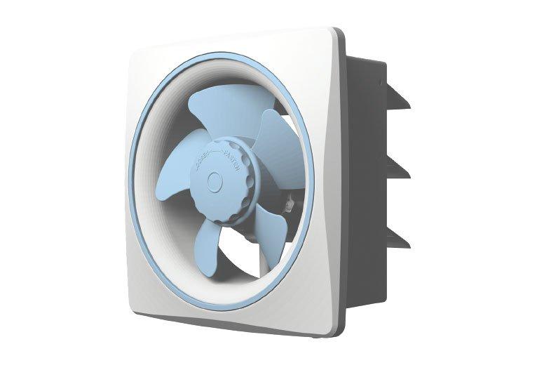 Quạt thông gió âm tường Whifa VTS-20WI (A)